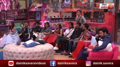 Bigg Boss 13 : Himanshi Khurana ਚਾਹੁੰਦੀ ਹੈ National Tv ਤੇ Shehnaz Gill ਮੰਗੇ ਮੁਆਫੀ | Dainik Savera