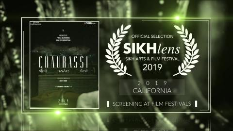 Chaurassi (2019) - Short Film | Official Selection at Sikhlens – Sikh Arts & Film Festival 2019 (California) | RFE