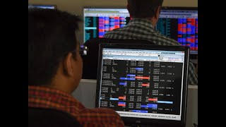 Sensex drops 54 points, Nifty ends at 11,917; IOB plunges 11%