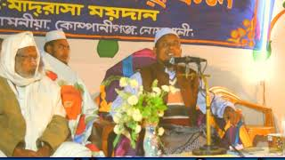 Bangla Waz Mahfil | ইমান এর ক্ষমতা | Nurul Islam Best Bangla Waz mahfil | New Waz Mahfil 2019 |