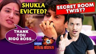 Bigg Boss 13 | Siddharth Shukla SENT To SECRET ROOM? | Latest BB Update