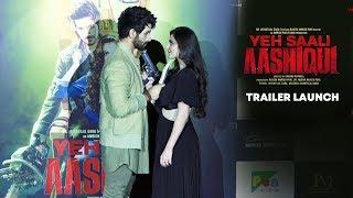 Yeh Saali Aashiqui Trailer Launch | Vardhan Puri, Shivaleeka Oberoi