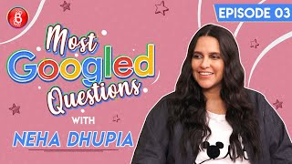 Neha Dhupia's Epic Sarcastic Reaction To Her Most Googled Questions | #NoFilterNeha