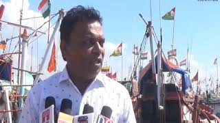 Gir Somnath| Fishermen advised not to sail due to hurricanes | ABTAK MEDIA