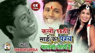 पति-पत्नी का_स्पेशल छठ_गीत #फलावा_लाए हैं #Falwa_Laye_Hai || Hindi Song || Shailesh Sureela (2019)