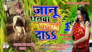 सीज़न  OUT_NOW #जानू धनवा_कटाई दा #Jaanu_Dhanwa Katae Da || #Bhojpuri Hit_Song #Shailesh Surila_2019