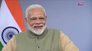 PM Modi inaugurates 5th India International Science Festival in Kolkata via VC | PMO