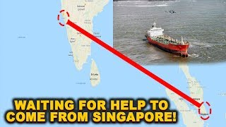 Naphtha Op Dates Extended! Waiting For Help To Come From Singapore!