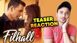 FILHALL Song Teaser Reaction | Review | Akshay Kumar | Nupur Sanon