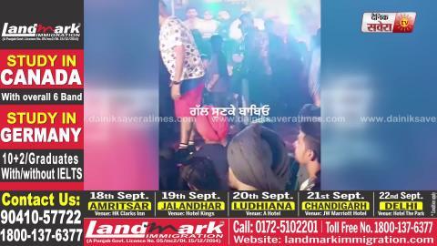 Elly Mangat ਨੇ Babbu Maan ਦੇ ਕਰਕੇ Fan ਨੂੰ ਦਿੱਤਾ ਠੋਕਵਾਂ Reply | Dainik Savera