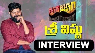 Sree Vishnu Latest Interview   Thippara Meesam   Top Telugu TV Interviews