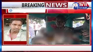 MRO VIJAYA REDDY DRIVER DEAD UNDER GOING TREATMENT | ABDULLAPURMET