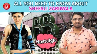 All You Need To Know About Bigg Boss 13's Latest Hot Entrant Shefali Zariwala | Kanta Laga