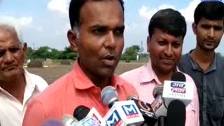 Keshod | Insurance company survey of crop failure due to deficient rainfall| ABTAK MEDIA