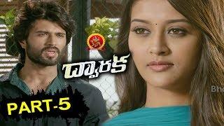 Dwaraka Telugu Full Movie Part 5 | Vijay Devarakonda, Pooja Jhaveri | Bhavani HD Movies