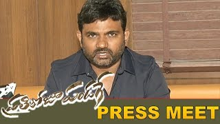 Prathi Roju Pandage Movie Press Meet | Sai Dharam Tej | Rashi Khanna | Maruthi