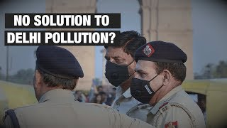 There is probably no solution to Delhi pollution | Economic Times