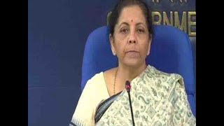 NPA, NCLT-referred housing projects applicable for funding, says FM Nirmala Sitharaman