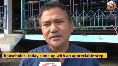 Runne Villagers in Arunachal Pradesh surrendered 12 Air Guns before DFO