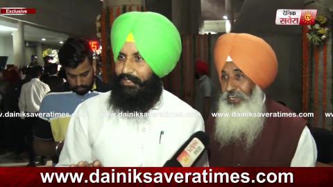 Exclusive Interview: सदन में Raja Warring की तरफ से उठाए गए सवालों का Simarjit Bains ने दिया जवाब