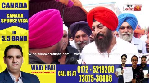Exclusive Interview: Sultanpur Lodhi में Gurudwara Ber Sahib में नतमस्तक हुए Vindu Dara Singh