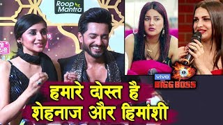 Rehaan Roy And Kanika Mann Reaction On Bigg Boss 13 | Shehnaz, Himanshi, Rashmi, Siddharth