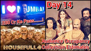 Housefull 4 Movie Audience Occupancy And Collection Estimates Day 14