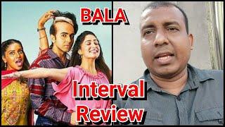 Bala Movie Review Till Interval