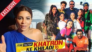 Shama Sikander Reaction On Khatron Ke Khiladi 10 | Rohit Shetty