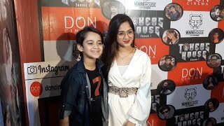 Jannat Zubair Rahmani GRAND ENTRY At Tokers House Title Song Launch