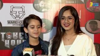 Jannat Zubair & Ayaan Zubair - Full Interview - Tokers House Title Song Launch
