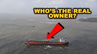 Who's The Real Owner Of The Grounded Naphta Tanker Nu Shi Nalin?