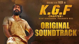 KGF Chapter - 2 BGM Sound Track out || Rocking Star Yash || Prasanthneel || Ravi Basrur