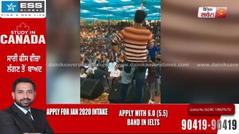 ਵੱਡੀ ਖ਼ਬਰ : Babbu Maan ਨੇ ਲਿਖਿਆ R Nait ਲਈ ਗਾਣਾ   Viral Video   Dainik Savera