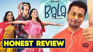 BALA Movie | HONEST REVIEW | Ayushmann Khurrana, Bhumi Pednekar, Yami Gautam