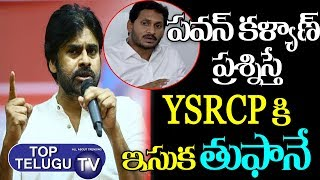 Analysis On Pawan Kalyan JanaSena Long March At Visakhapatnam | AP Political News | Top Telugu TV