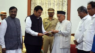 Fadnavis resigns as Maharashtra CM, submits resignation to Governor Koshyari