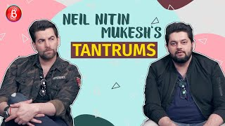 Neil Nitin Mukesh's Tantrums On Sets Revealed By Brother Naman Nitin Mukesh | Bypass Road