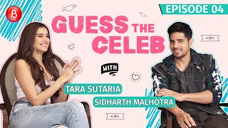 Tara Sutaria's Hilarious Antics For Sidharth Malhotra Will Make You Go ROFL | Guess The Celeb