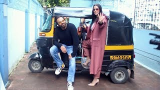 Neha Dhupia Spotted With Rohit Shetty Recording Of Her Podcast Show No Filter Neha Season 4