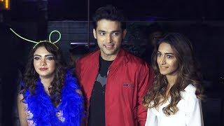 Erica Fernandes & Parth Samthaan At Pooja Banerjee Birthday Bash