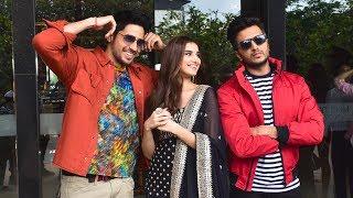 Marjaavaan Promotion | Sidharth Malhotra, Riteish Deshmukh & Tara Sutaria Spotted