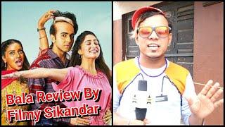 Bala Movie Review By Filmy Sikandar