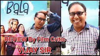 Bala Movie Review By Film Critic Vijay Sir