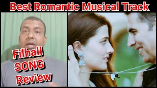 Filhall Audio Song Review In Detail Featuring Akshay Kumar And Nupur Sanon