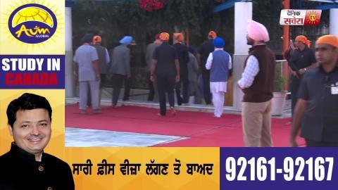PM Modi Gurudwara Ber Sahib हुए नतमस्तक, गुरु घर से मिला सिरोपाव