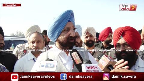Exclusive: Kartarpur Corridor को लेकर बेहद खुश Minister Sukhjinder Randhawa
