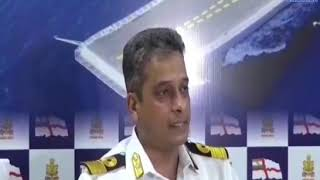 Jamnagar | A press conference organized by the Navy's Commanding Officer