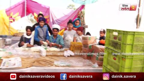 Exclusive: Sultanpur Lodhi में लगा एक और Pizza का लंगर