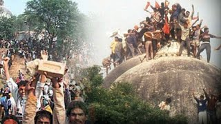 मस्जिद तोड़े जाने मसले को लेकर फैसला आने वाला है क्या आरोपियों को सजा मिले...THE NEWS INDIA